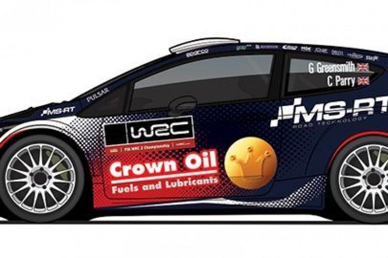 Greensmith z M-Sportem w WRC2