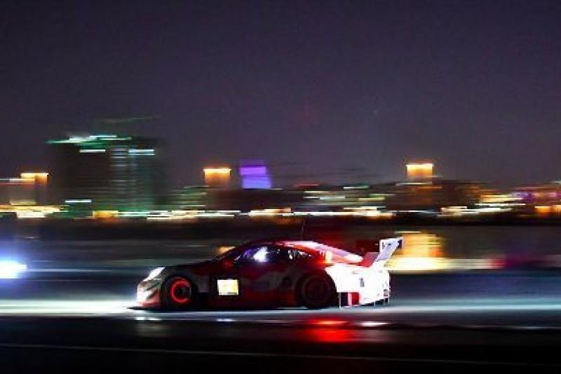 Noc Porsche w Dubaju