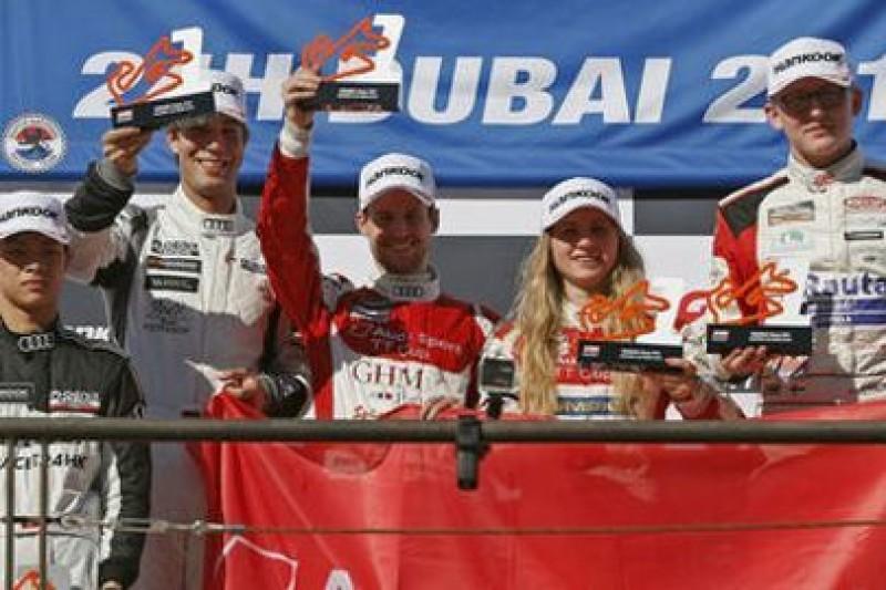 Gosia i koledzy wygrali w Dubaju