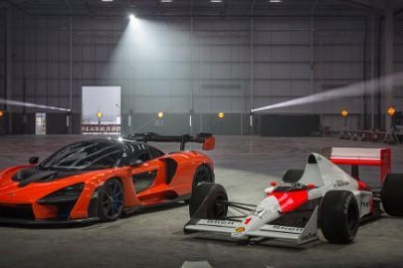 McLaren we wtorek, Toro Rosso w czwartek