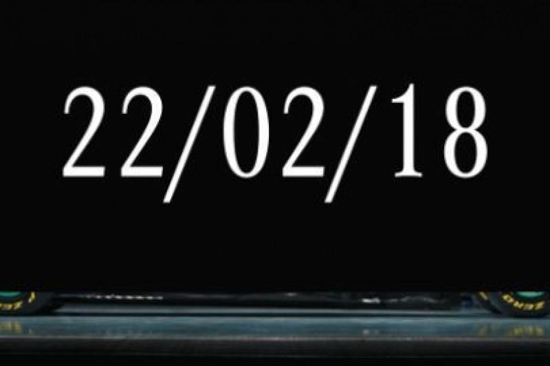 Mercedes zdradził datę prezentacji