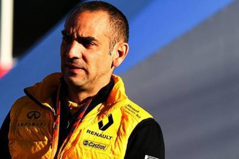 Abiteboul zadowolony z efektu Renault