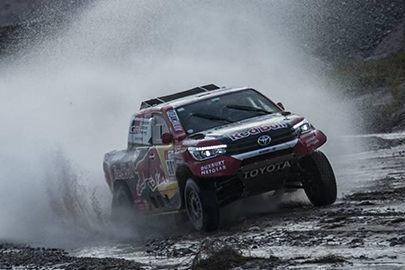 Rajd Dakar: Mówią po 12 etapie