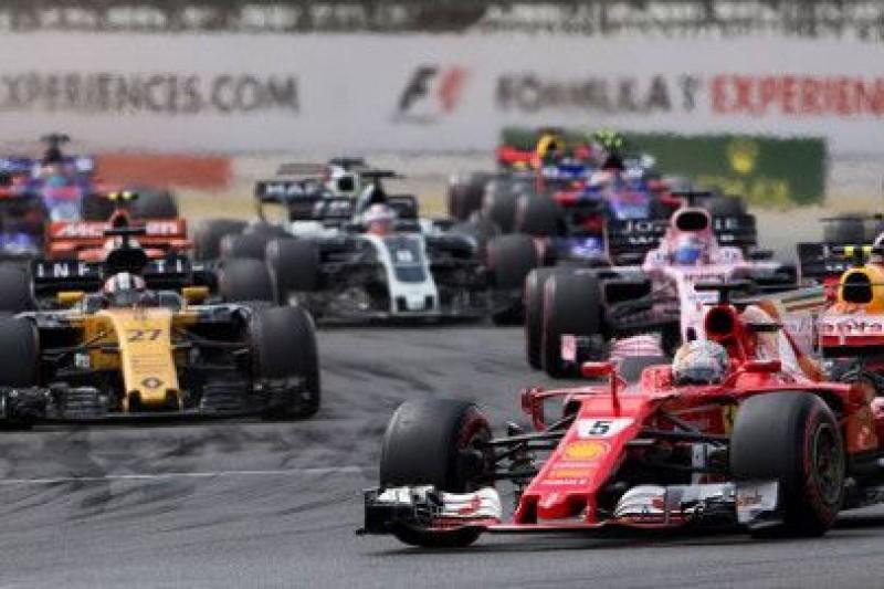Więcej promocji Formuły 1