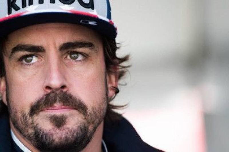 Alonso nie wyklucza Nascar