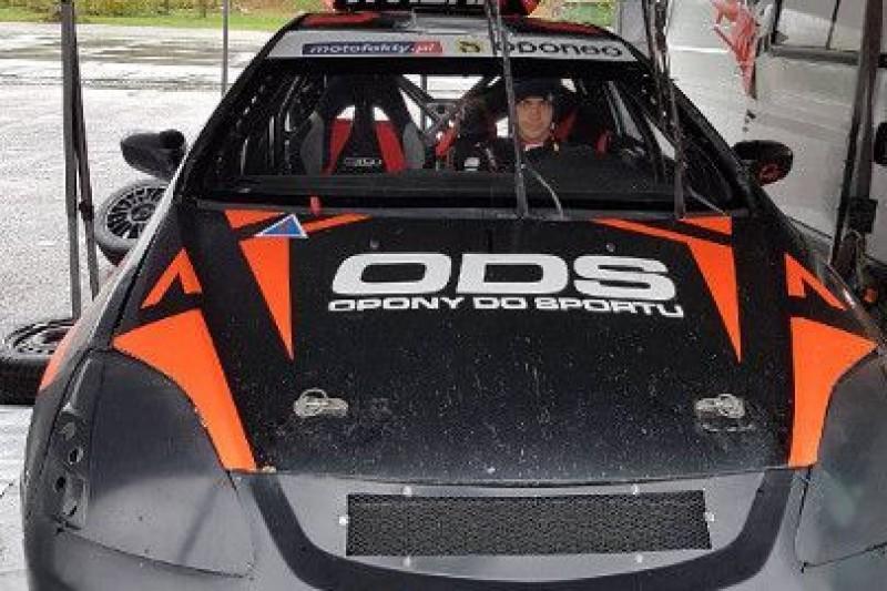 Litwinowicz zrezygnował z rallycrossu