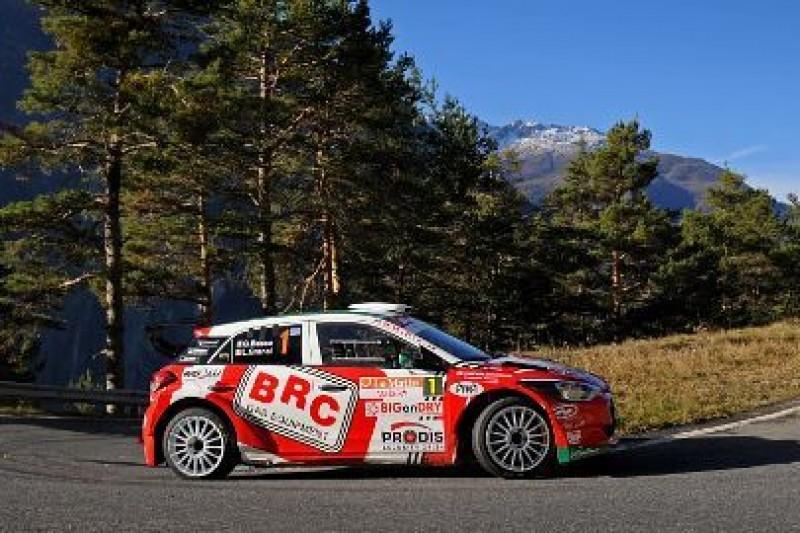 Sześć rund Tour European Rally