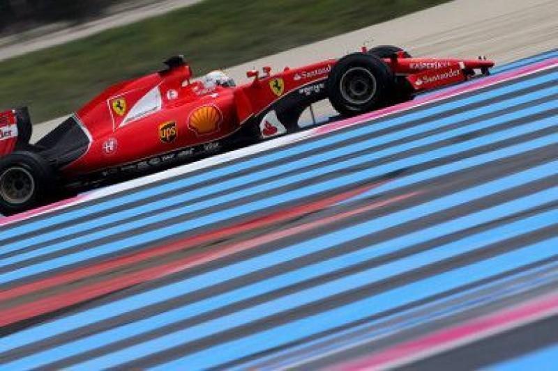 GP Francji akceptuje zmiany w harmonogramie