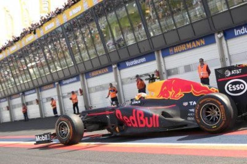 Małe szanse na powrót GP Holandii?