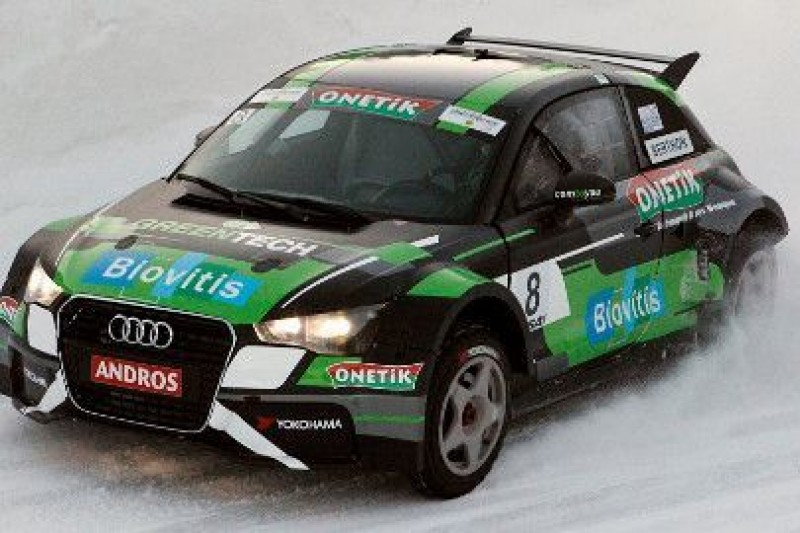 Comtoyou Racing wchodzi do World RX