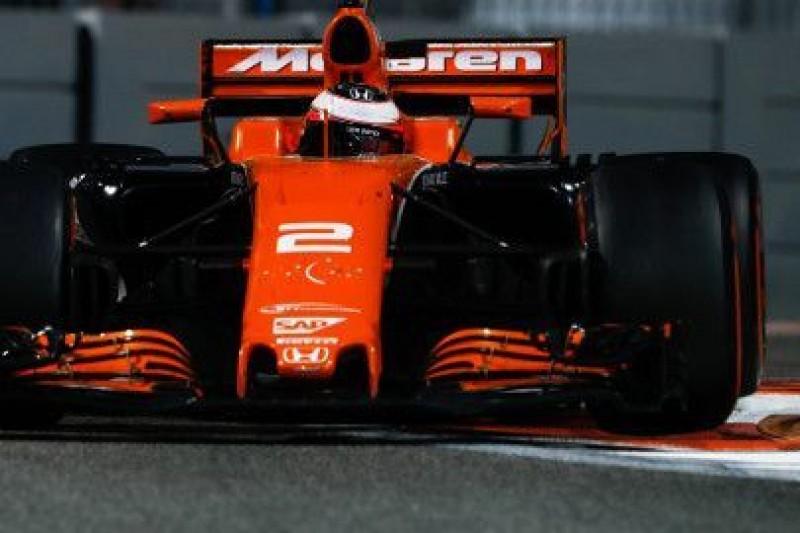 McLaren szybszy o sekundę