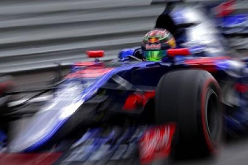 Toro Rosso liczy na niezawodny silnik
