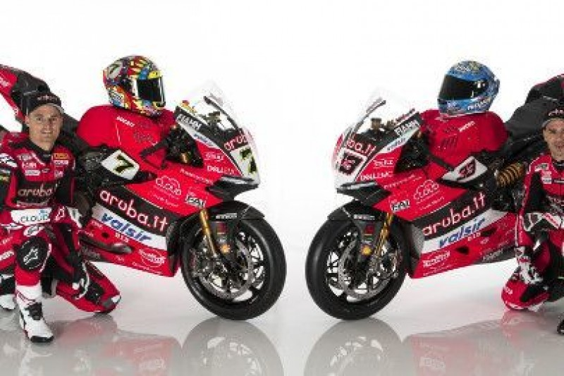 Ducati gotowe do sezonu