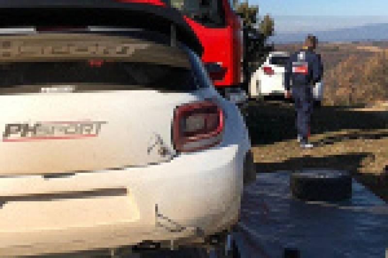 Loeb testuje przed Meksykiem