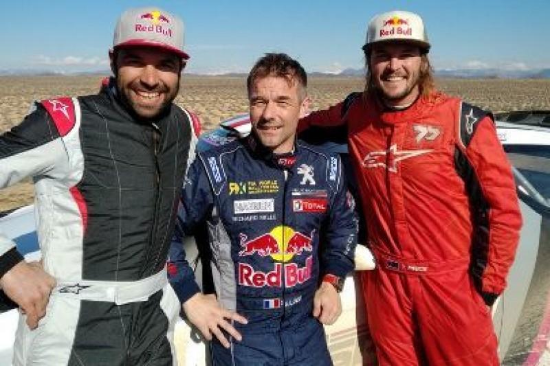 Dakarowcy w WRC