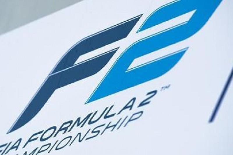 Dziesięć zespołów w Formule 2