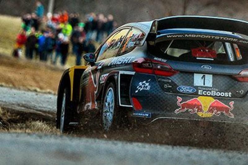 Fiesta WRC zostanie w Stanach Zjednoczonych