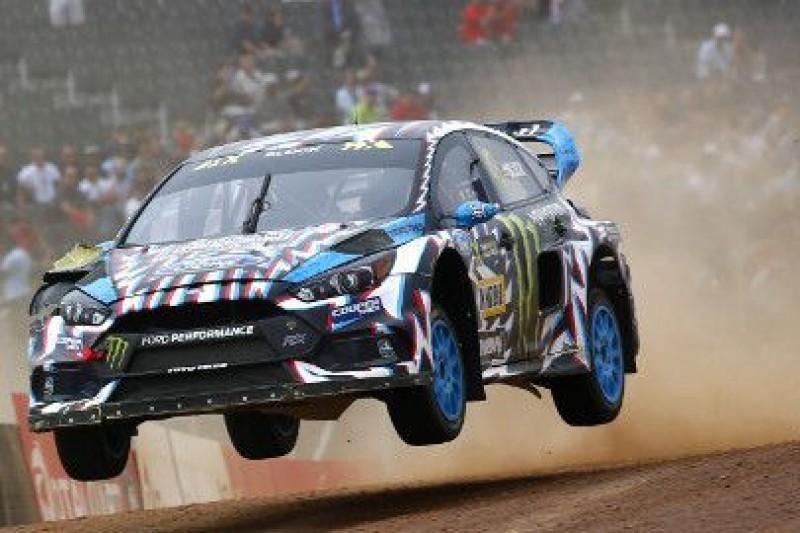 Ford obserwuje rozwój rallycrossu