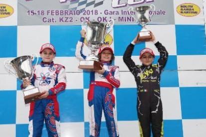 Trzeci Polak na podium Winter Cup