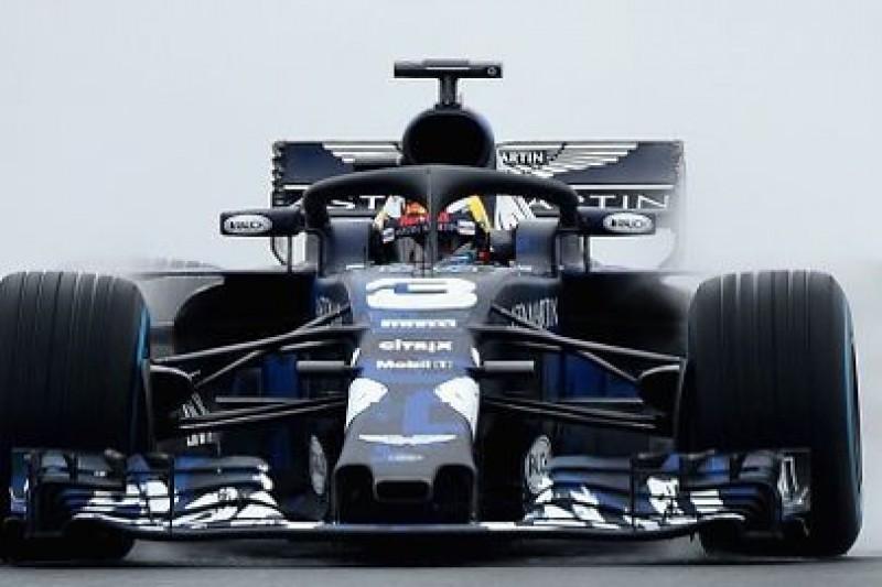 Ricciardo rozbił RB14