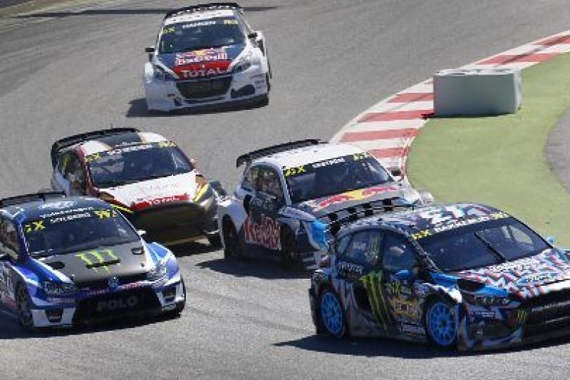 FIA potwierdza elektryczny rallycross