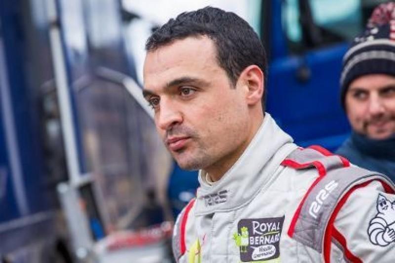 Bouffier Hyundaiem w mistrzostwach Francji