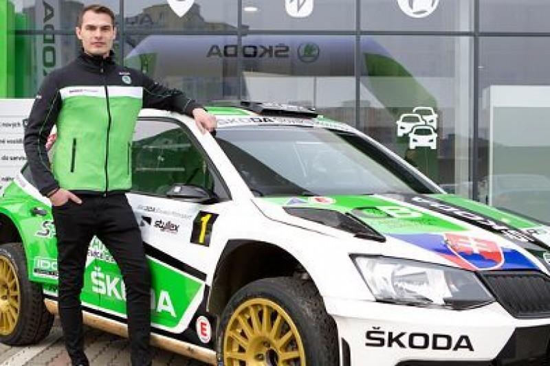 Koci kierowcą Skody Slovakia