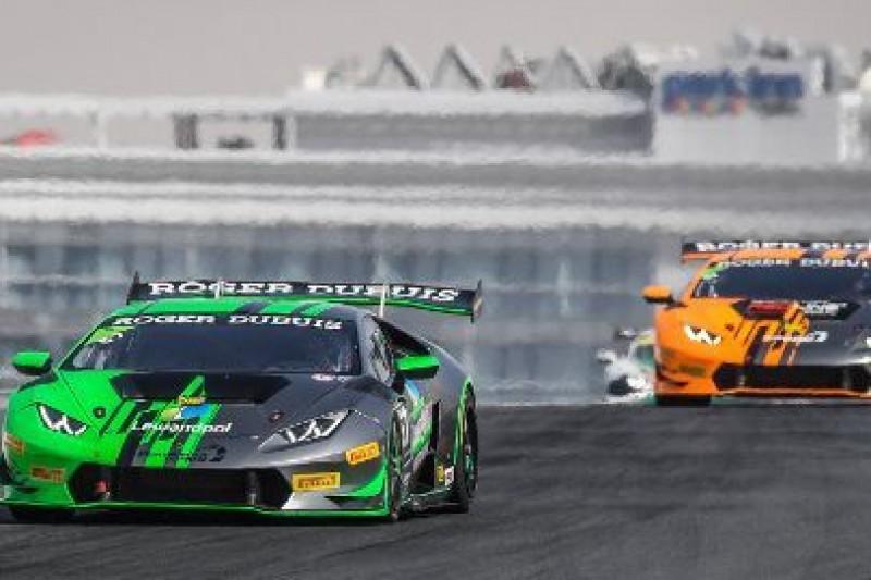 Breukers i Zampieri na pole position