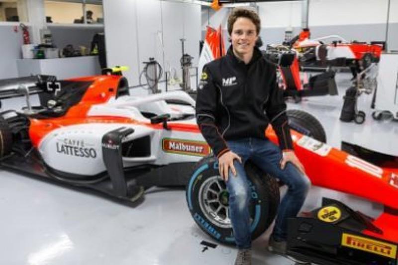 Boschung w MP Motorsport