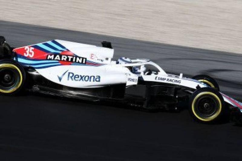Williams nie naciskał na FIA