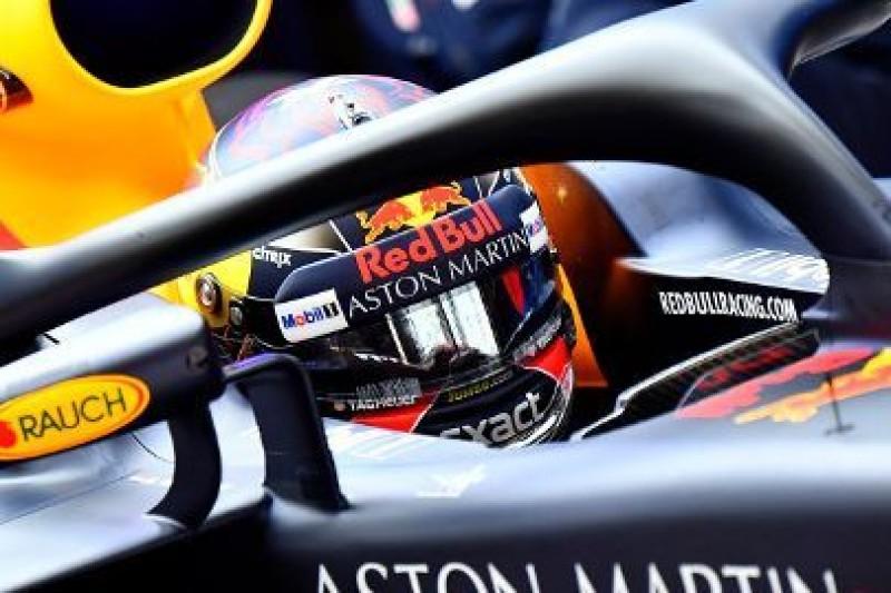 Red Bull zmienił kierowcę
