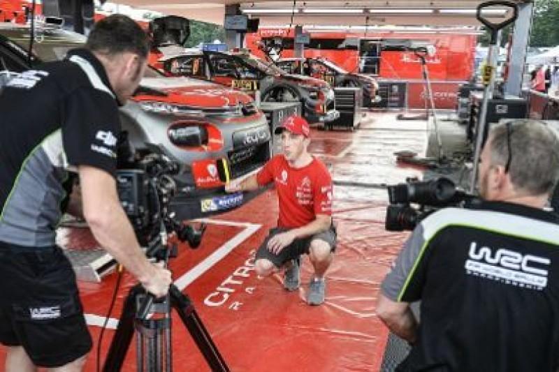 Polacy oglądają WRC