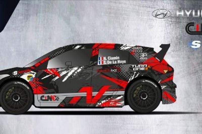 Ciamin w WRC2