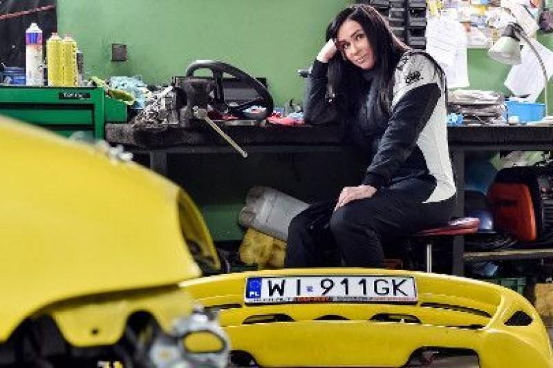 Roksana Noniewicz wybrała rallycross