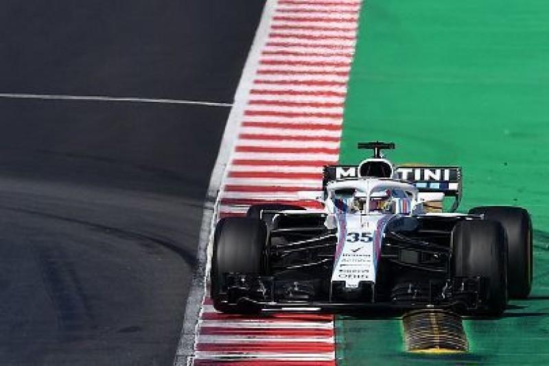 Mówią po testach F1