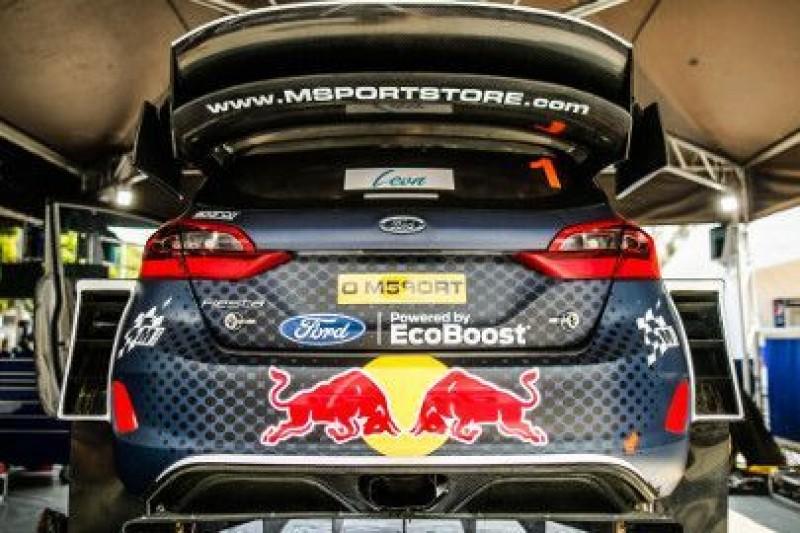 M-Sport buduje elektryczny samochód rajdowy