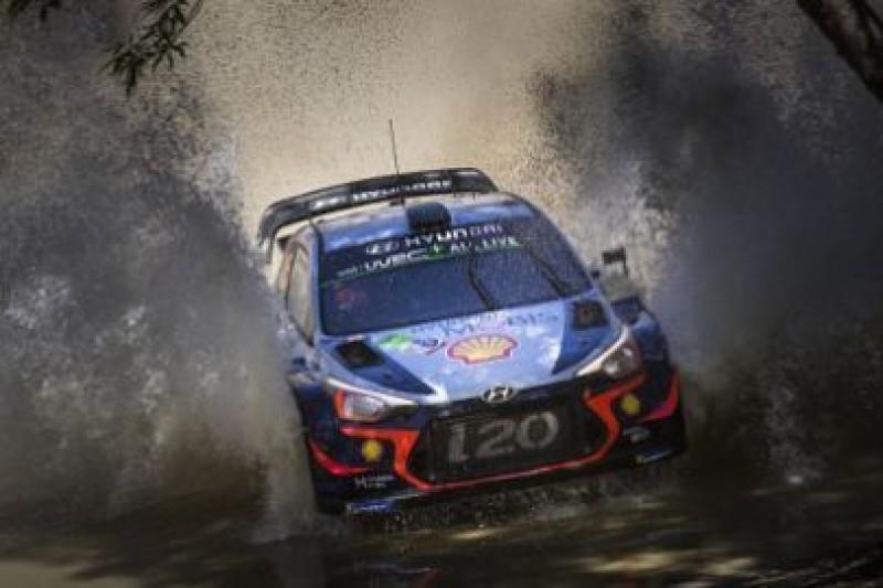 FIA zmieni przepisy Power Stage