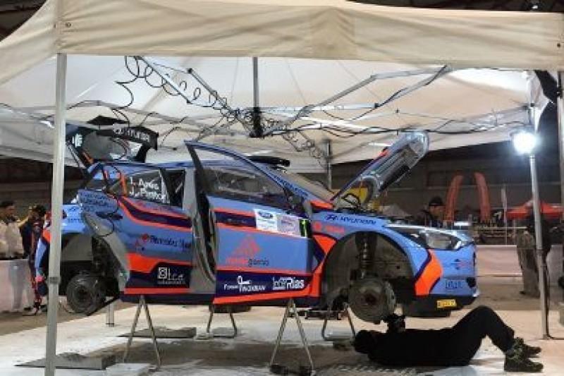 Pięć Maxi Rally w top 10