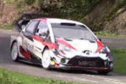 Toyota na Korsyce