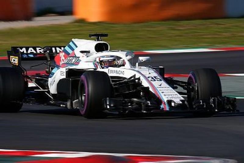 Williams broni głównych kierowców