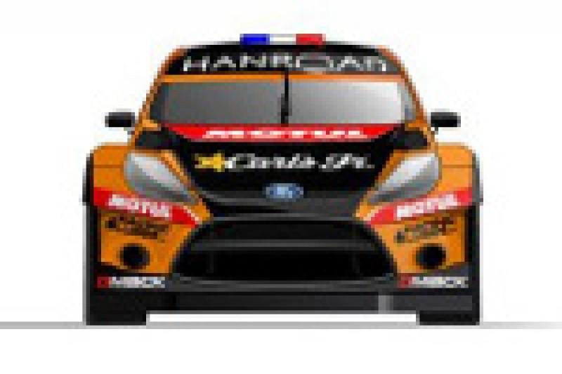Consani w Fieście WRC