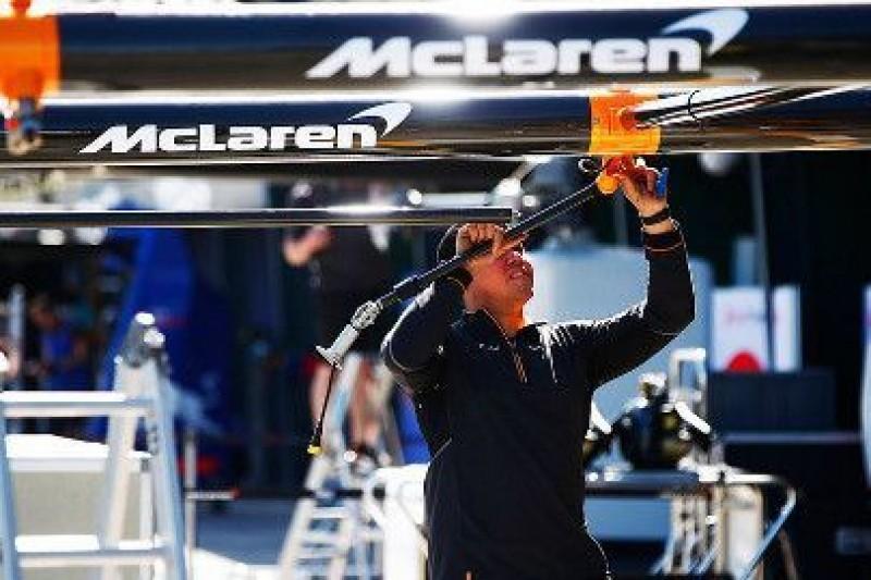 McLaren nie jest idealnie przygotowany
