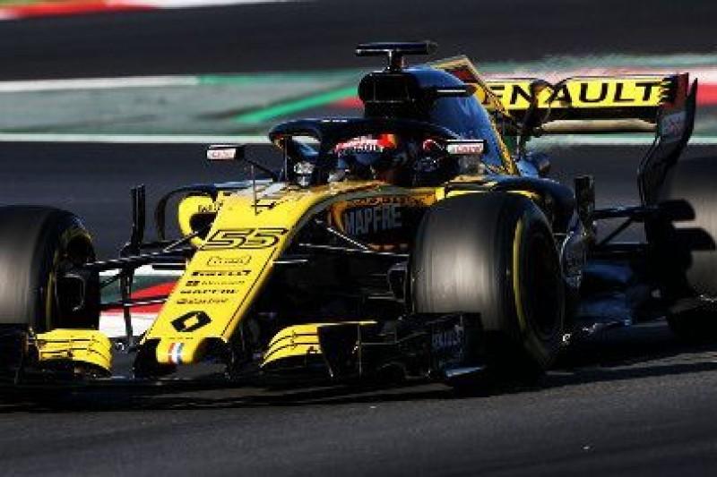 Większe poprawki Renault w połowie sezonu