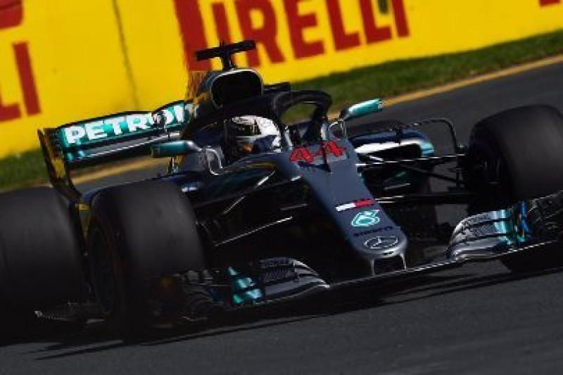 Verstappen przedzielił Mercedesy