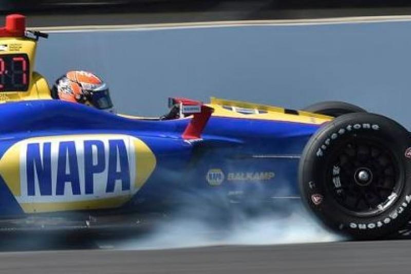 Rossi przed Powerem