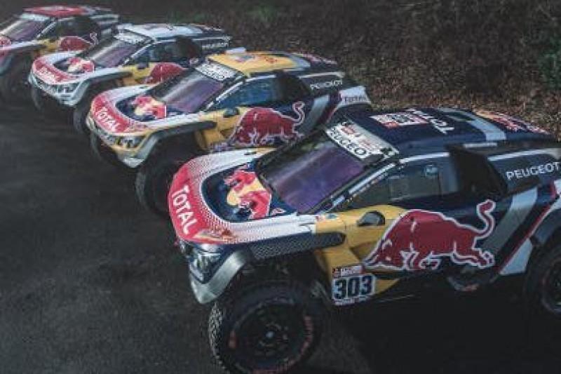Peugeoty 3008 DKR Maxi w nowych rękach