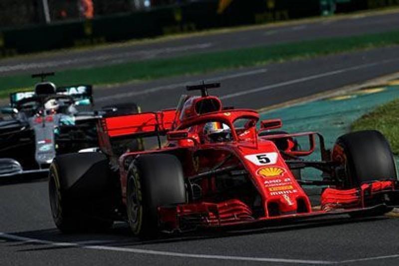 Mówią po Grand Prix Australii