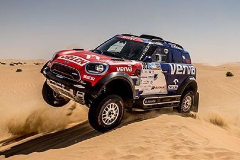 Abu Dhabi Desert Challenge: Mówią po 1 etapie