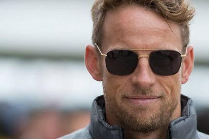 Button na Le Mans Classic