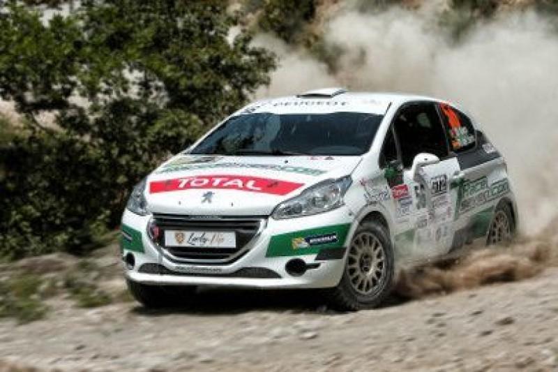 C3 R5 za zwycięstwo w pucharze Peugeota
